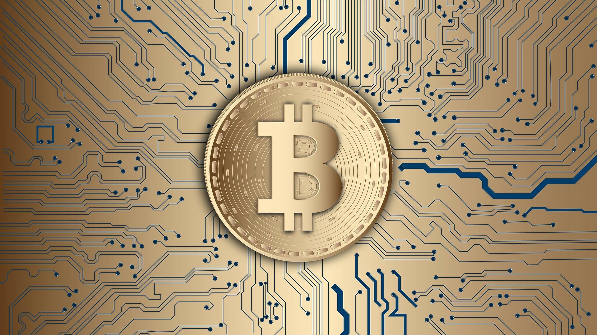 Die Kryptowährung Bitcoin