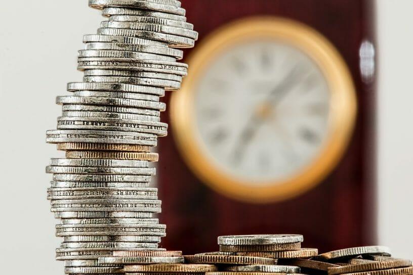 Zeit ist Geld (Symbolbild) - Bildquelle: stevepb/Pixabay