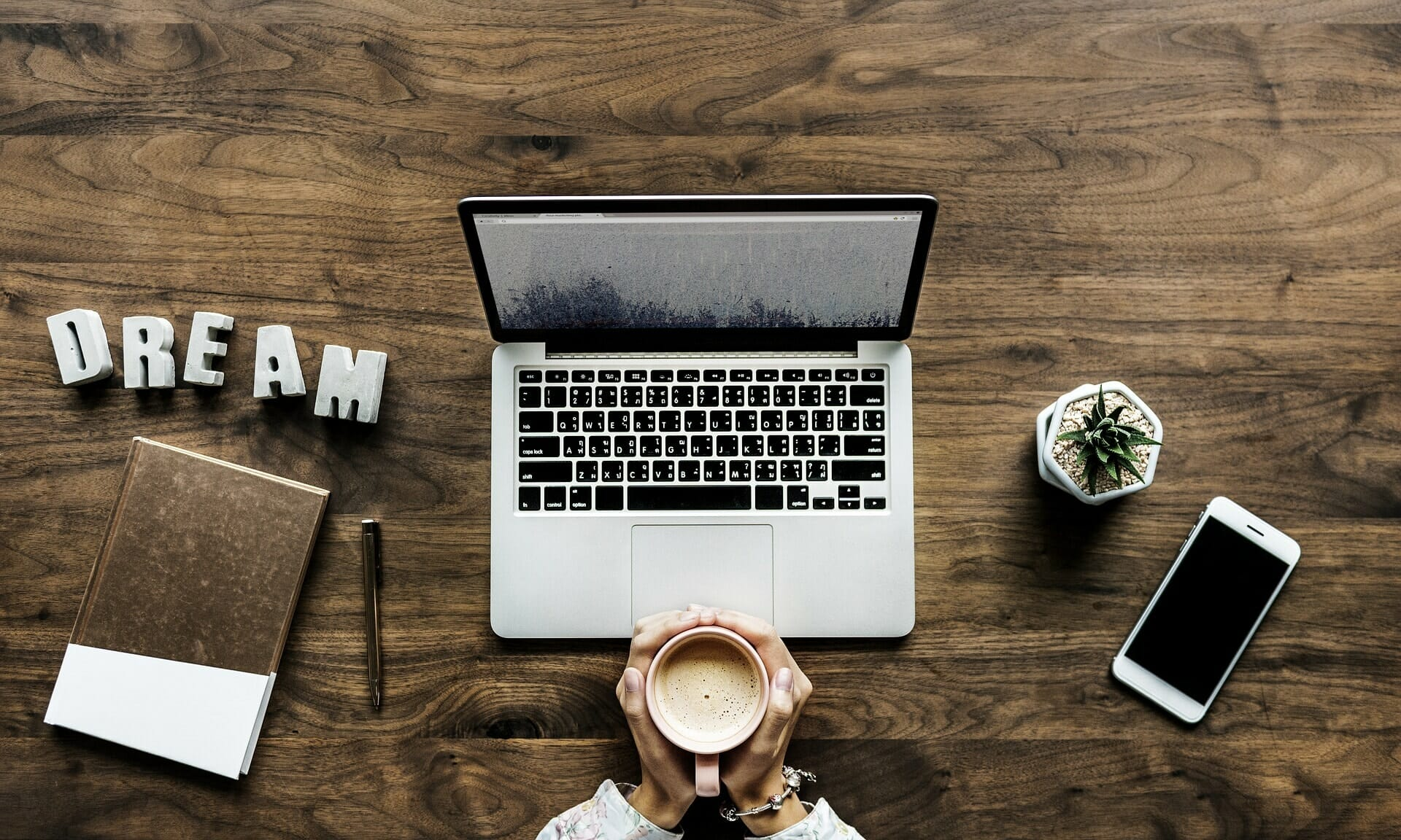 Blogging Symbolbild